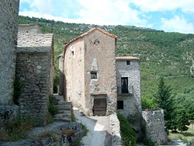 cevennes-village