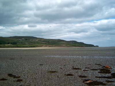 dunfanagy beach north donegal