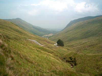 glengesh pass, south Donegal