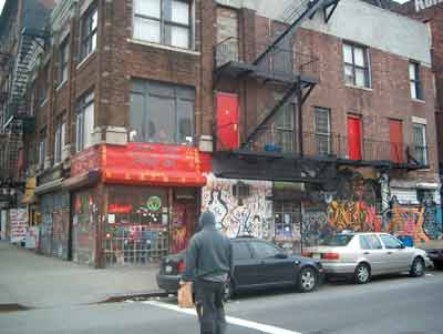 lower east side nyc